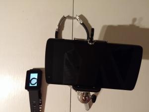 LG G Watch Wear Camera Remote